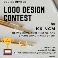 Kompetisi Desain Logo baru KK NCM